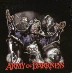 Army of Darkness Monster Shirt