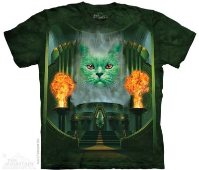 Cat the Great and Powerful T-Shirt