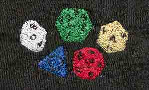 Dice Design Polo