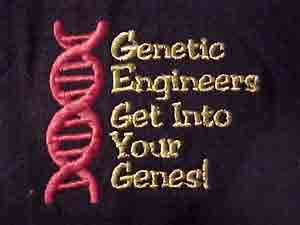 Genetic Engineers - Get Into Your Genes Polo