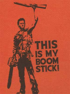 Army of Darkness This is my Boomstick Shirt