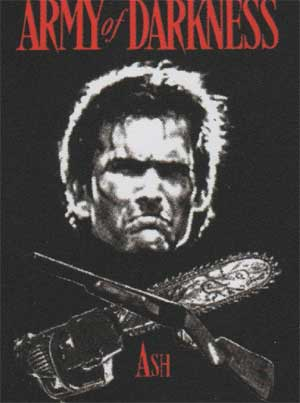 Army of Darkness Ash Crossbones Shirt