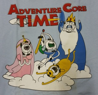 Adventure Core Time T-Shirt