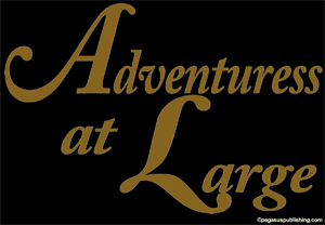 Adventuress at Large T-Shirt