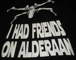 Friends on Alderaan Shirt
