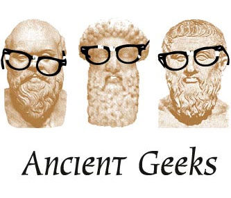 Ancient Geeks Shirt