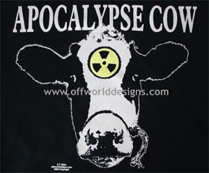 Apocalyptic Cow Shirt