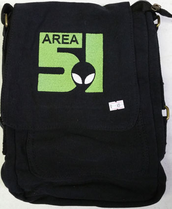 Area 51 Tech Bag