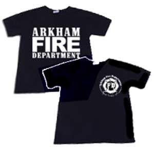 Arkham Fire Department T-Shirt