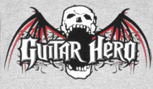 Big Mouth Guitar Hero Shirt