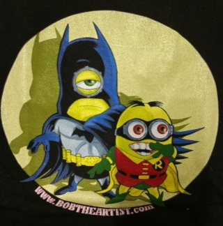 Bat Minion T-Shirt