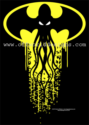 Bat-Thulu Shirt
