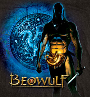 Beowulf Shadow Warrior Shirt