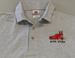 Bookwyrm Polo Shirt