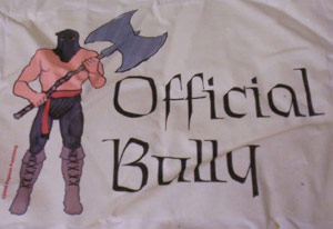 Official Bully Shirt