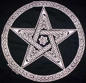 Celtic Pentacle Shirt