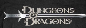 Dungeons and Dragons Logo Shirt