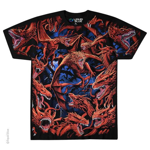 Dragon Storm T-Shirt