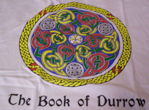 Book of Durrow Shirt