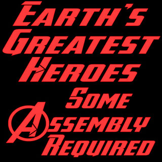 Earth's Greatest Heroes T-Shirt