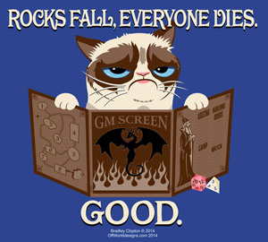 Grumpy Cat GM