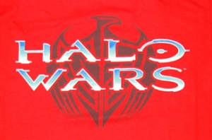 Halo Wars Logo T-Shirt
