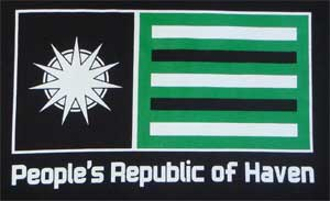 Peoples Republic of Haven Shirt