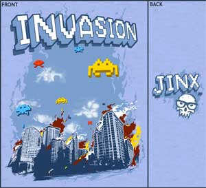 Invasion T-Shirt