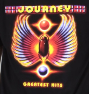Journey's Greatest Hits T-Shirt