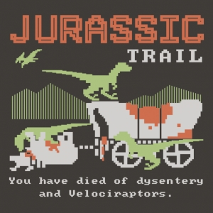 Jurrasic Trail T-Shirt
