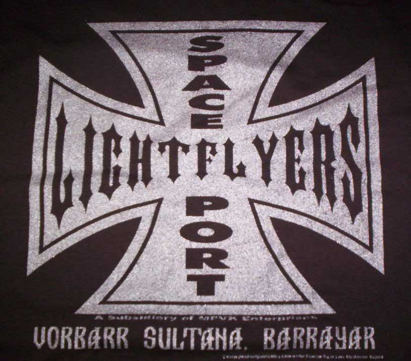 SpacePort Lightflyers Shirt