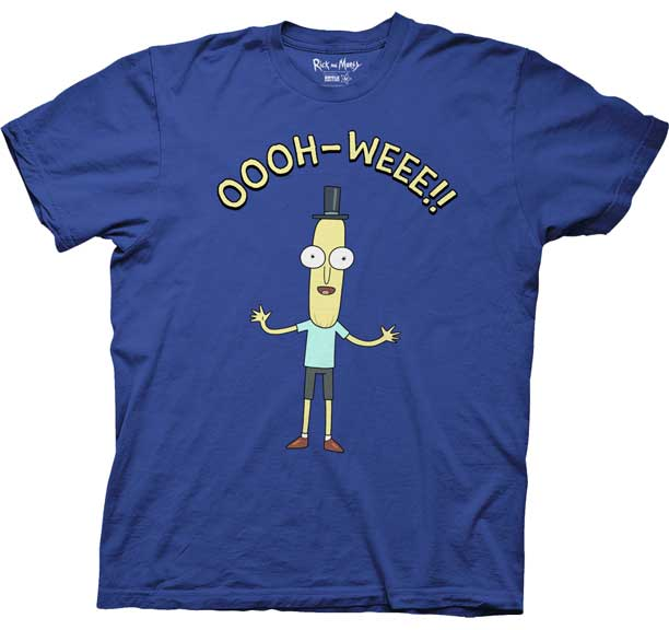 OOOH-Weee Rick and Morty T-Shirts