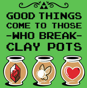 Break Clay Pots T-Shirt