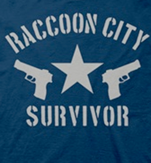 Racoon City Survivor T-Shirt