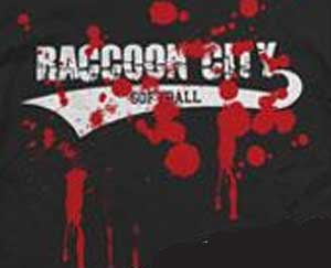 Racoon City Softball Shirt