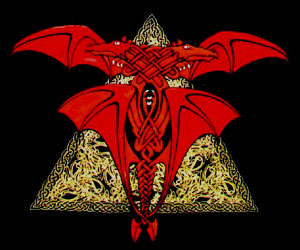 Red Triangle Dragon
