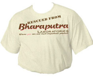 Rescued from Bharaputra Laboratories Shirt