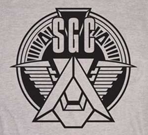 Stargate Command Shirt