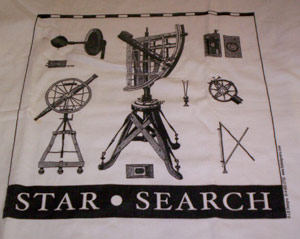 Star Search Astronomy Shirt