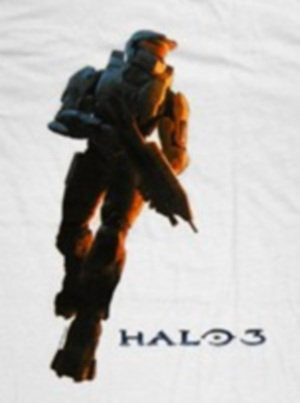 Halo 3 Sunset Shirt