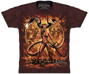 Burning Desire Shirt