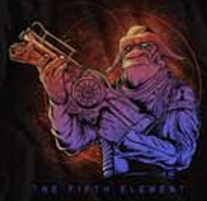 Mangalore Gun Fifth Element T-Shirt