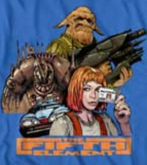 Group Fifth Element T-Shirt