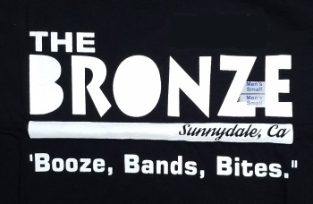 The Bronze T-Shirt
