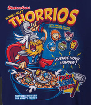 Thorrios T-Shirt