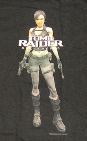 Lora Croft Tombraider Shirt