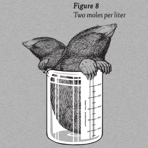 Two Moles T-Shirt