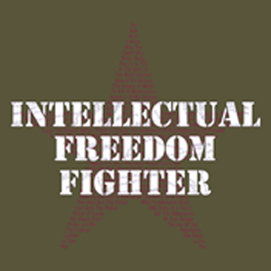 Intellectual Freedom Fighter T-Shirt