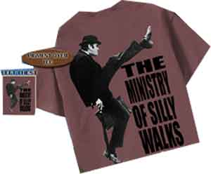 Ministry of Silly Walks Monty Python Shirt