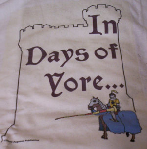 In Days of Yore Shirt